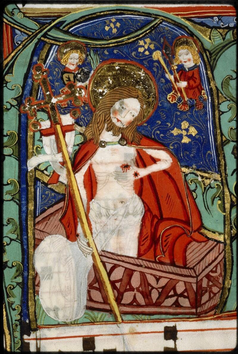 Lyon, Bibl. mun., ms. 5130, f. 008 - vue 3