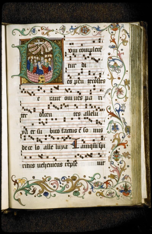 Lyon, Bibl. mun., ms. 5130, f. 050 - vue 1