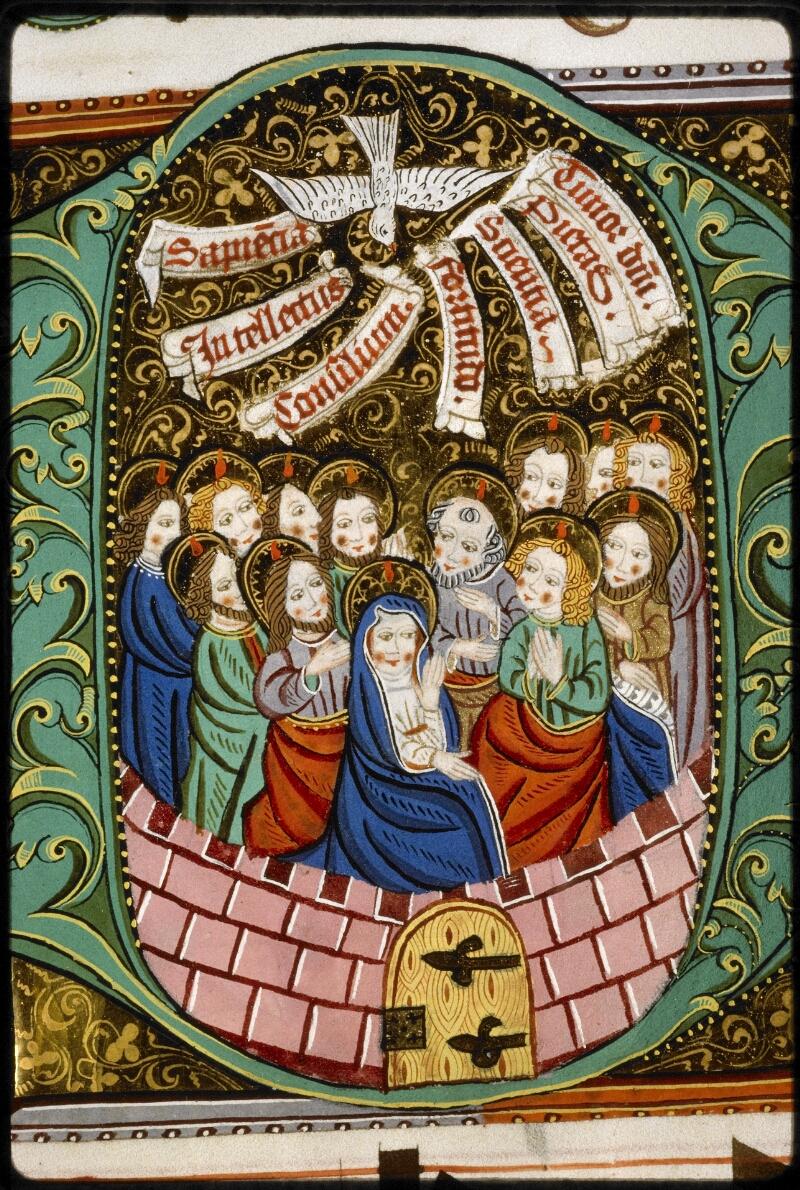 Lyon, Bibl. mun., ms. 5130, f. 050 - vue 3
