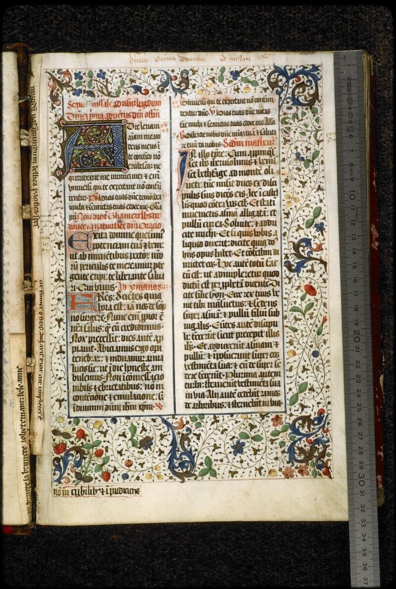 Lyon, Bibl. mun., ms. 5131, f. 008 - vue 1