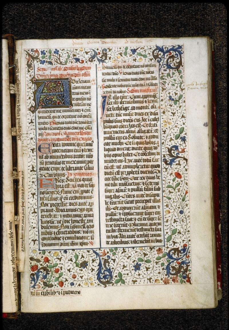 Lyon, Bibl. mun., ms. 5131, f. 008 - vue 2