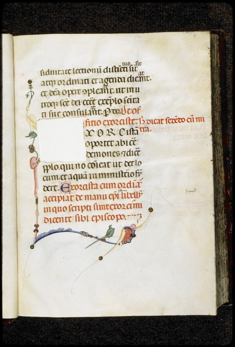 Lyon, Bibl. mun., ms. 5132, f. 008 - vue 1