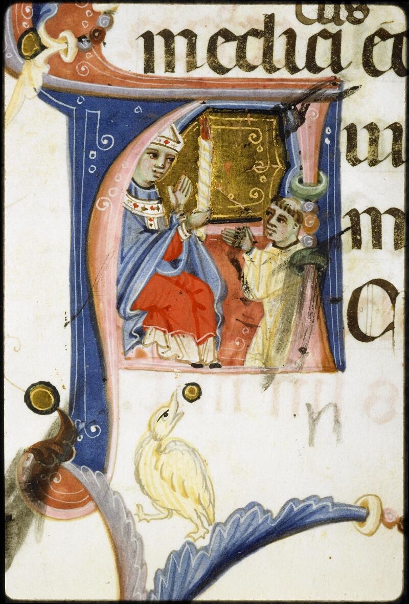 Lyon, Bibl. mun., ms. 5132, f. 009 - vue 2