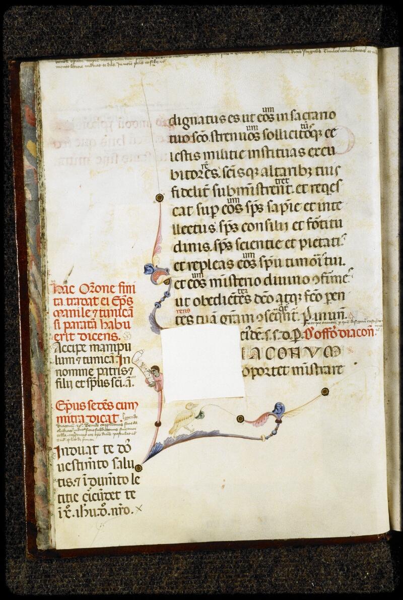 Lyon, Bibl. mun., ms. 5132, f. 013v - vue 1
