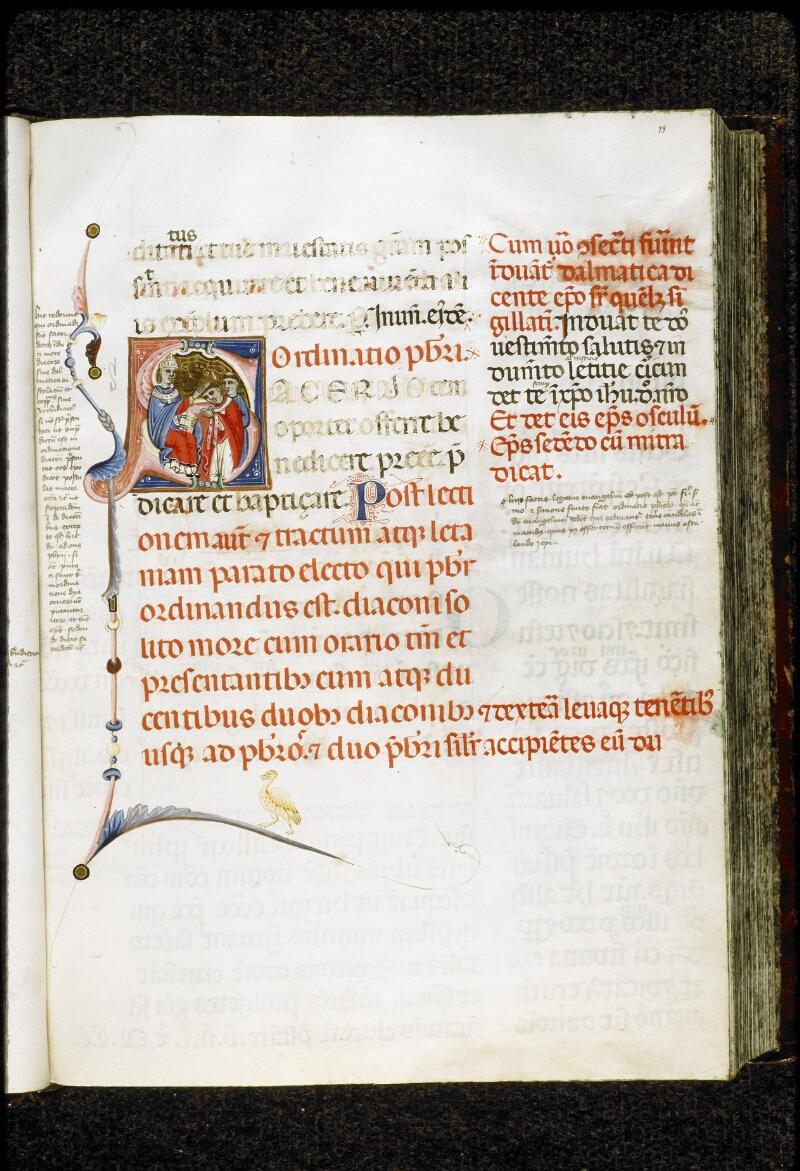 Lyon, Bibl. mun., ms. 5132, f. 019 - vue 1