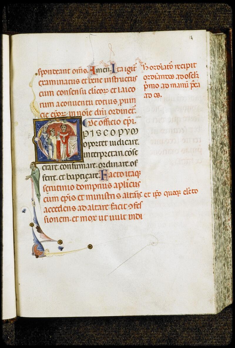 Lyon, Bibl. mun., ms. 5132, f. 034 - vue 1