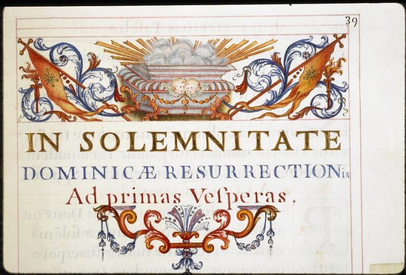 Lyon, Bibl. mun., ms. 5133, f. 030 - vue 2