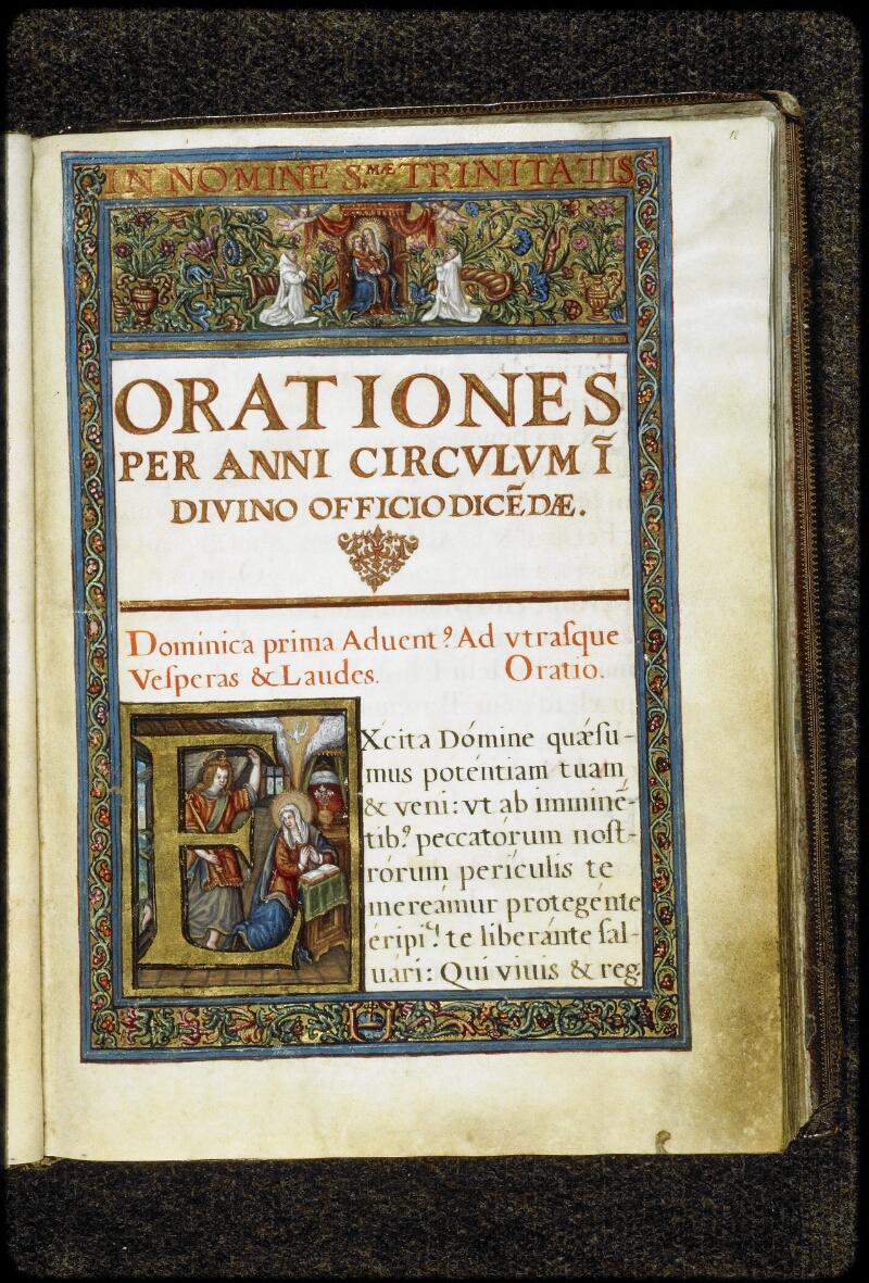 Lyon, Bibl. mun., ms. 5134, f. 012 - vue 2