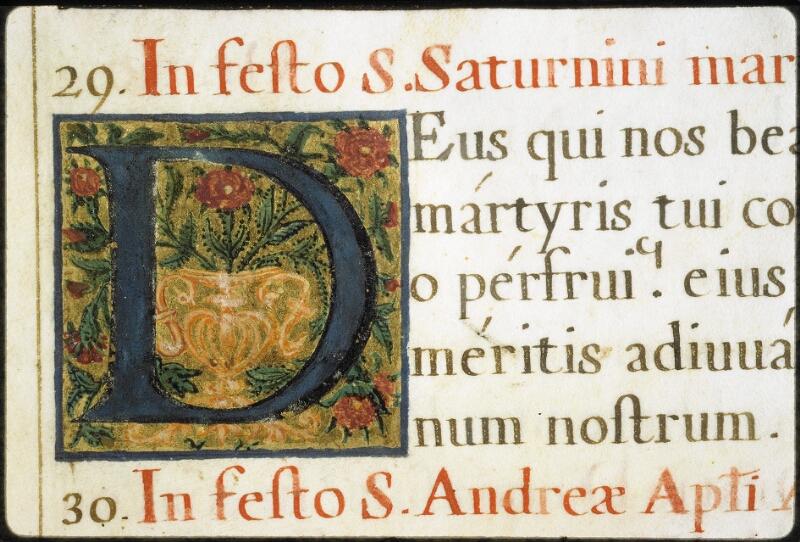 Lyon, Bibl. mun., ms. 5134, f. 038 - vue 3