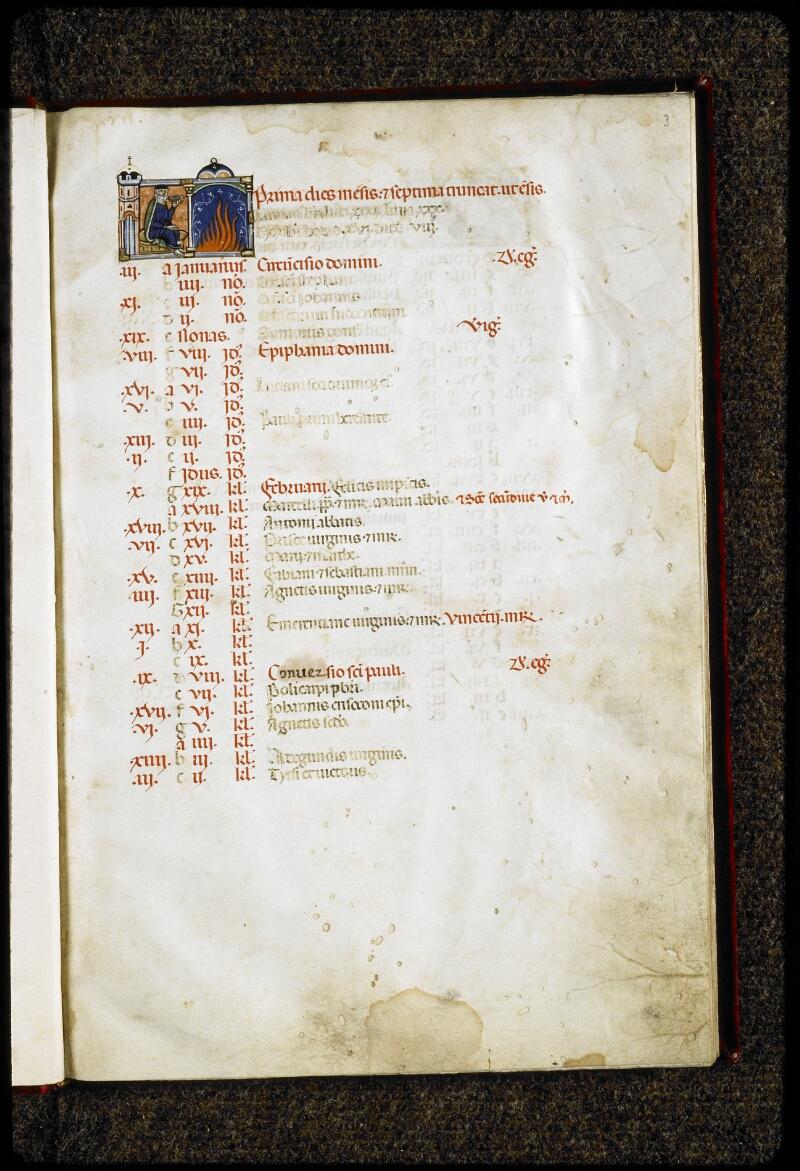 Lyon, Bibl. mun., ms. 5135, f. 003 - vue 2