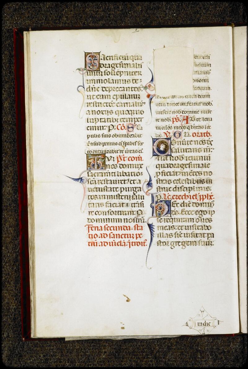 Lyon, Bibl. mun., ms. 5135, f. 010v - vue 1