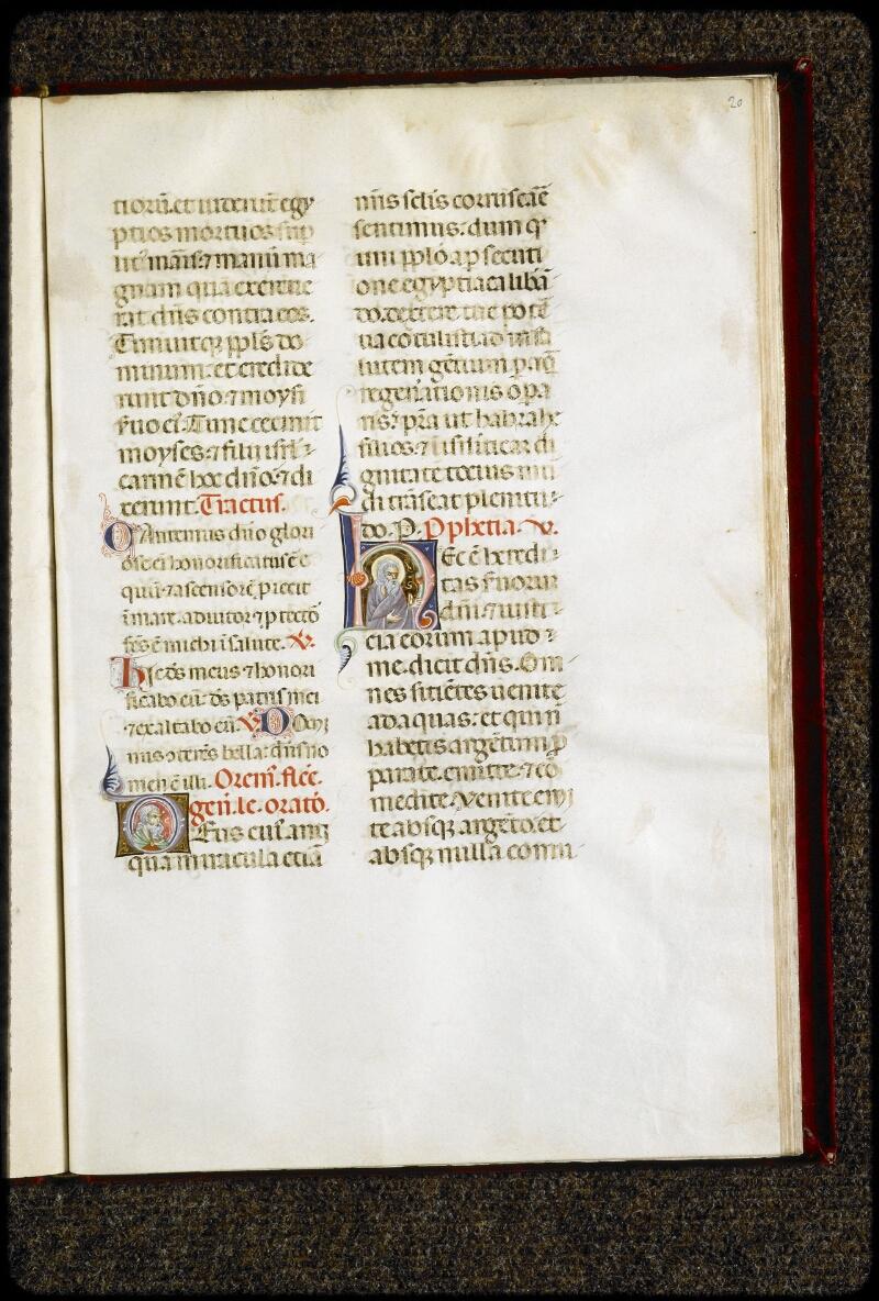 Lyon, Bibl. mun., ms. 5135, f. 020 - vue 1