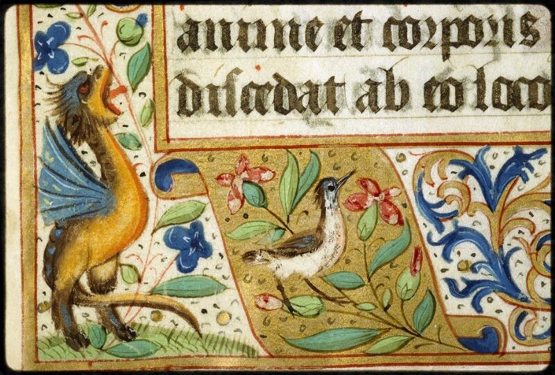 Lyon, Bibl. mun., ms. 5136, f. 001 - vue 4