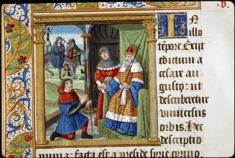 Lyon, Bibl. mun., ms. 5136, f. 005 - vue 2