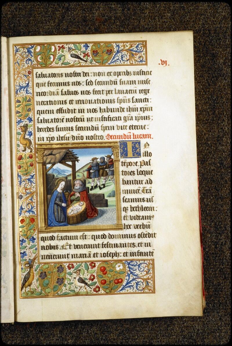 Lyon, Bibl. mun., ms. 5136, f. 006 - vue 1