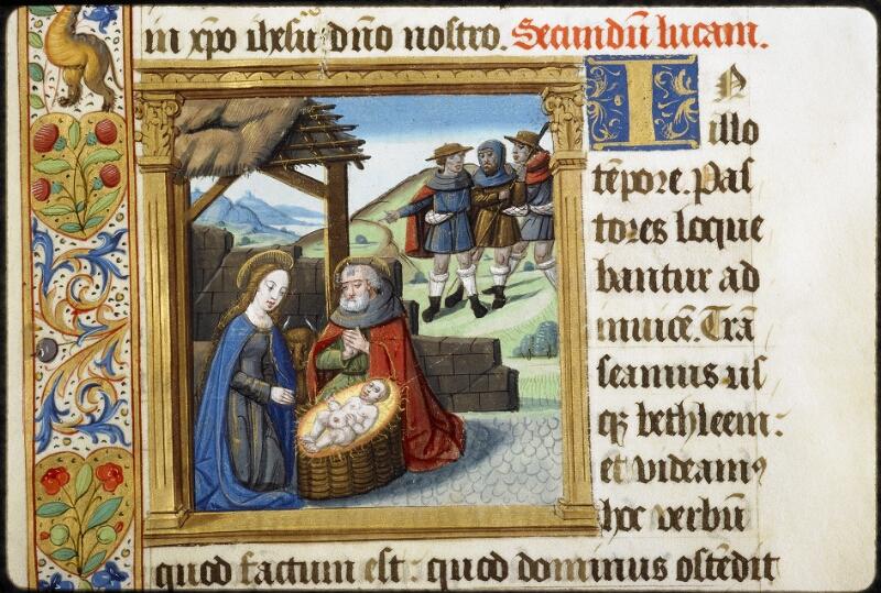 Lyon, Bibl. mun., ms. 5136, f. 006 - vue 2