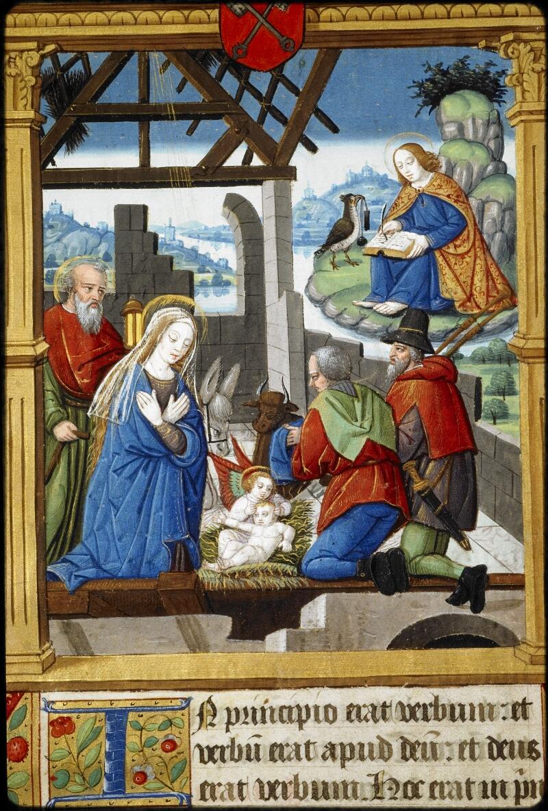 Lyon, Bibl. mun., ms. 5136, f. 007v - vue 2