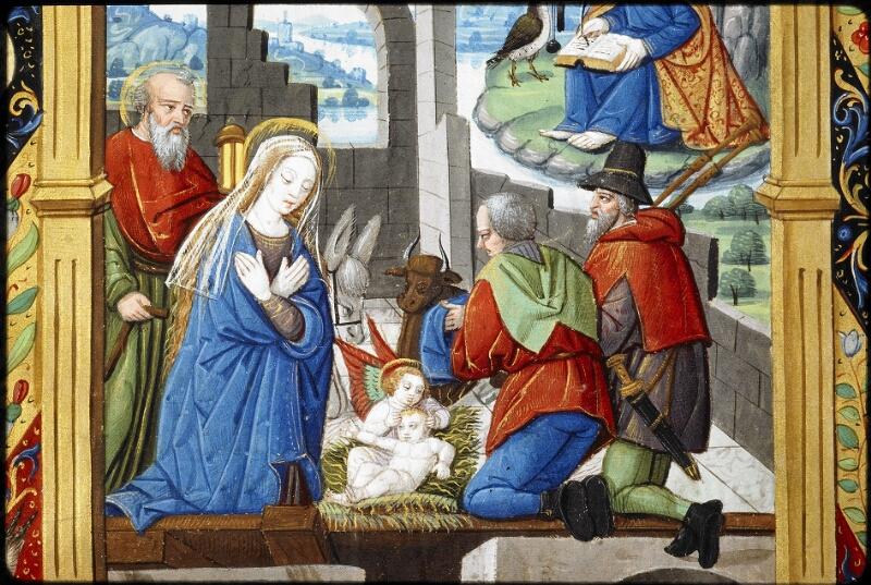 Lyon, Bibl. mun., ms. 5136, f. 007v - vue 3