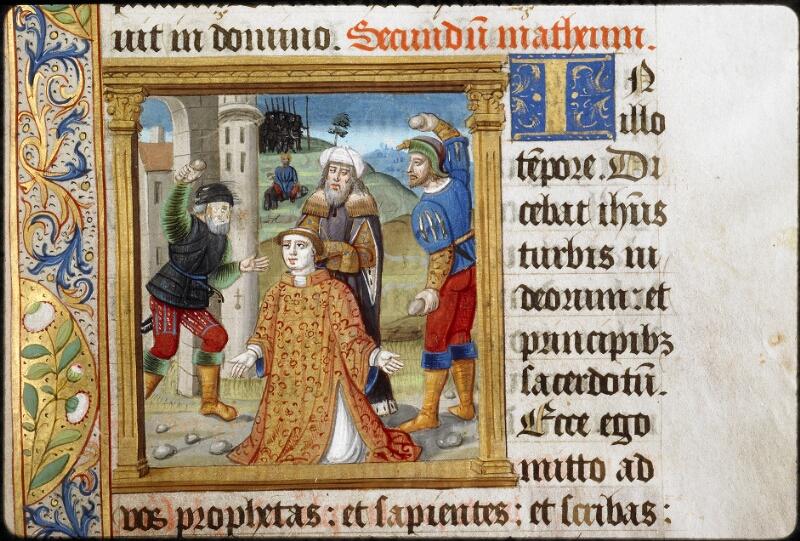 Lyon, Bibl. mun., ms. 5136, f. 009 - vue 2