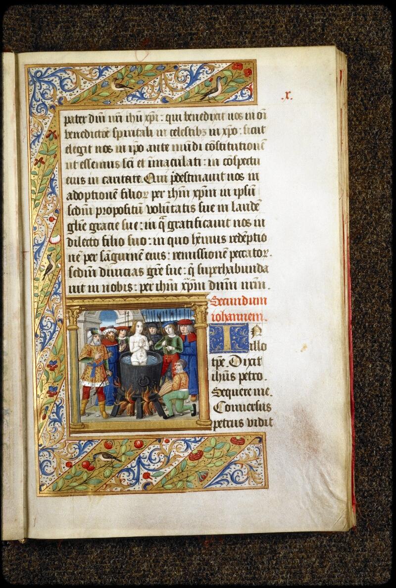 Lyon, Bibl. mun., ms. 5136, f. 010 - vue 1