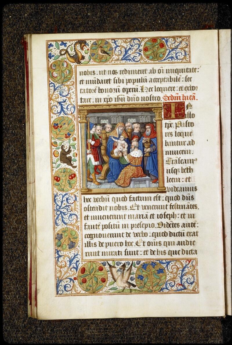 Lyon, Bibl. mun., ms. 5136, f. 012v - vue 1