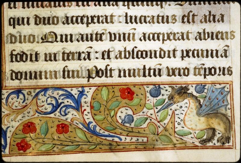 Lyon, Bibl. mun., ms. 5136, f. 019 - vue 3