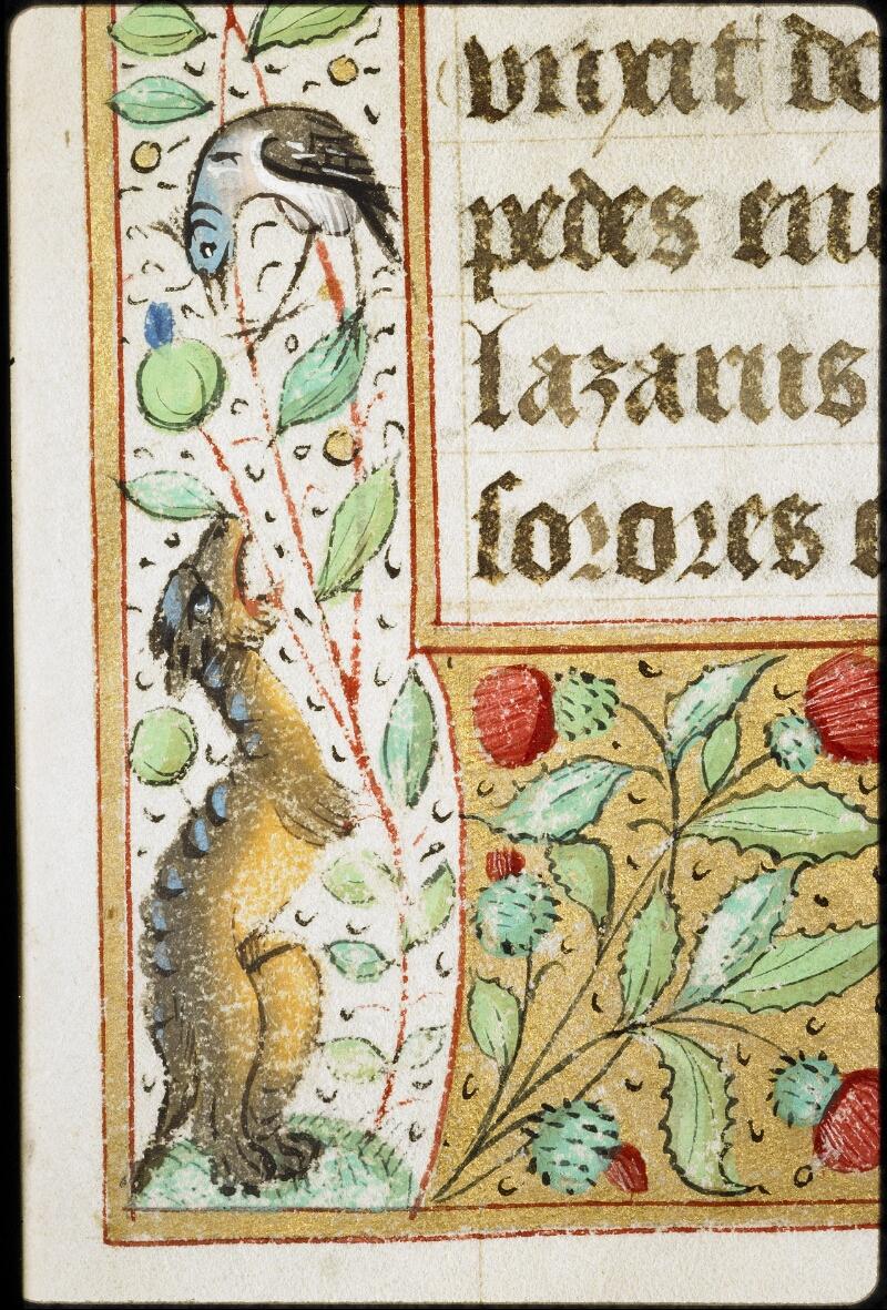 Lyon, Bibl. mun., ms. 5136, f. 020 - vue 3