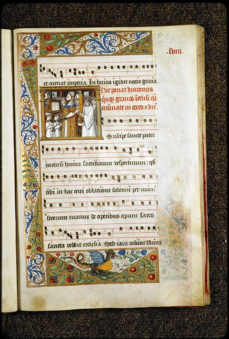 Lyon, Bibl. mun., ms. 5136, f. 058 - vue 1
