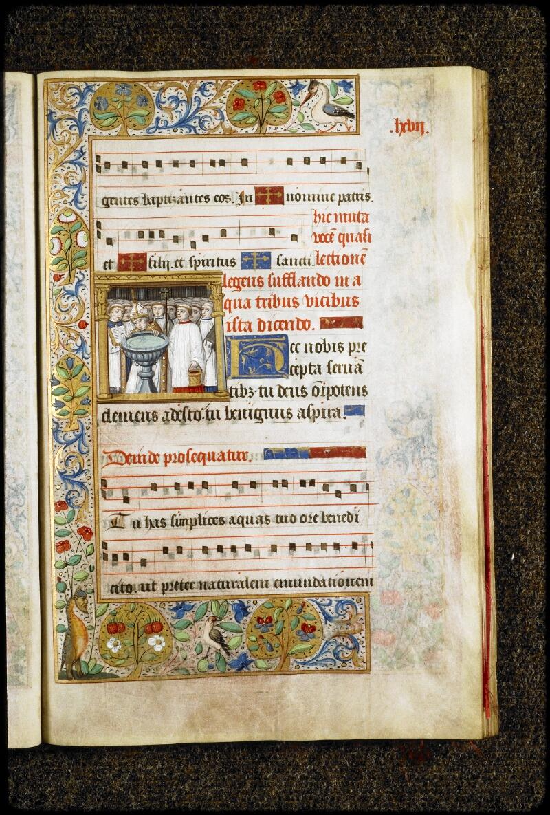 Lyon, Bibl. mun., ms. 5136, f. 067 - vue 1