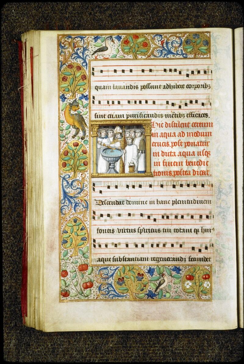 Lyon, Bibl. mun., ms. 5136, f. 067v - vue 1