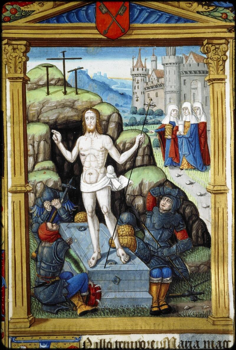 Lyon, Bibl. mun., ms. 5136, f. 070 - vue 2