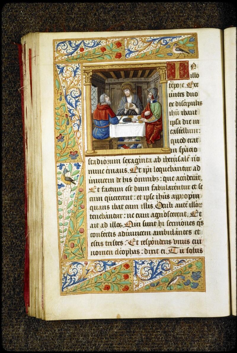 Lyon, Bibl. mun., ms. 5136, f. 071v - vue 1