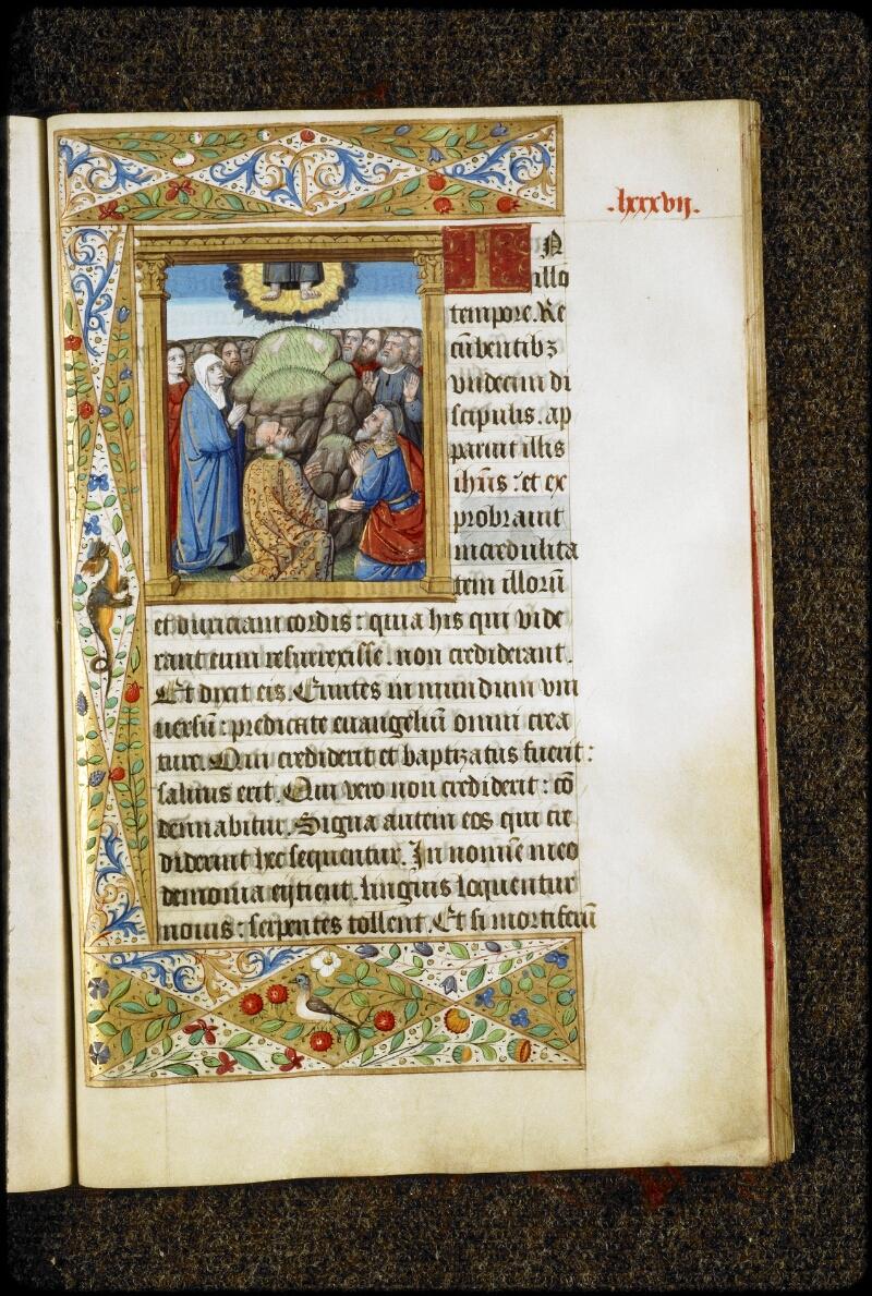 Lyon, Bibl. mun., ms. 5136, f. 077 - vue 1