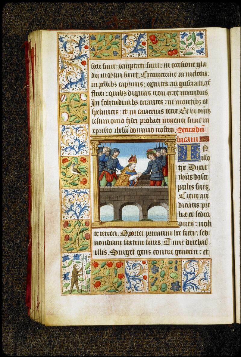 Lyon, Bibl. mun., ms. 5136, f. 084v - vue 1
