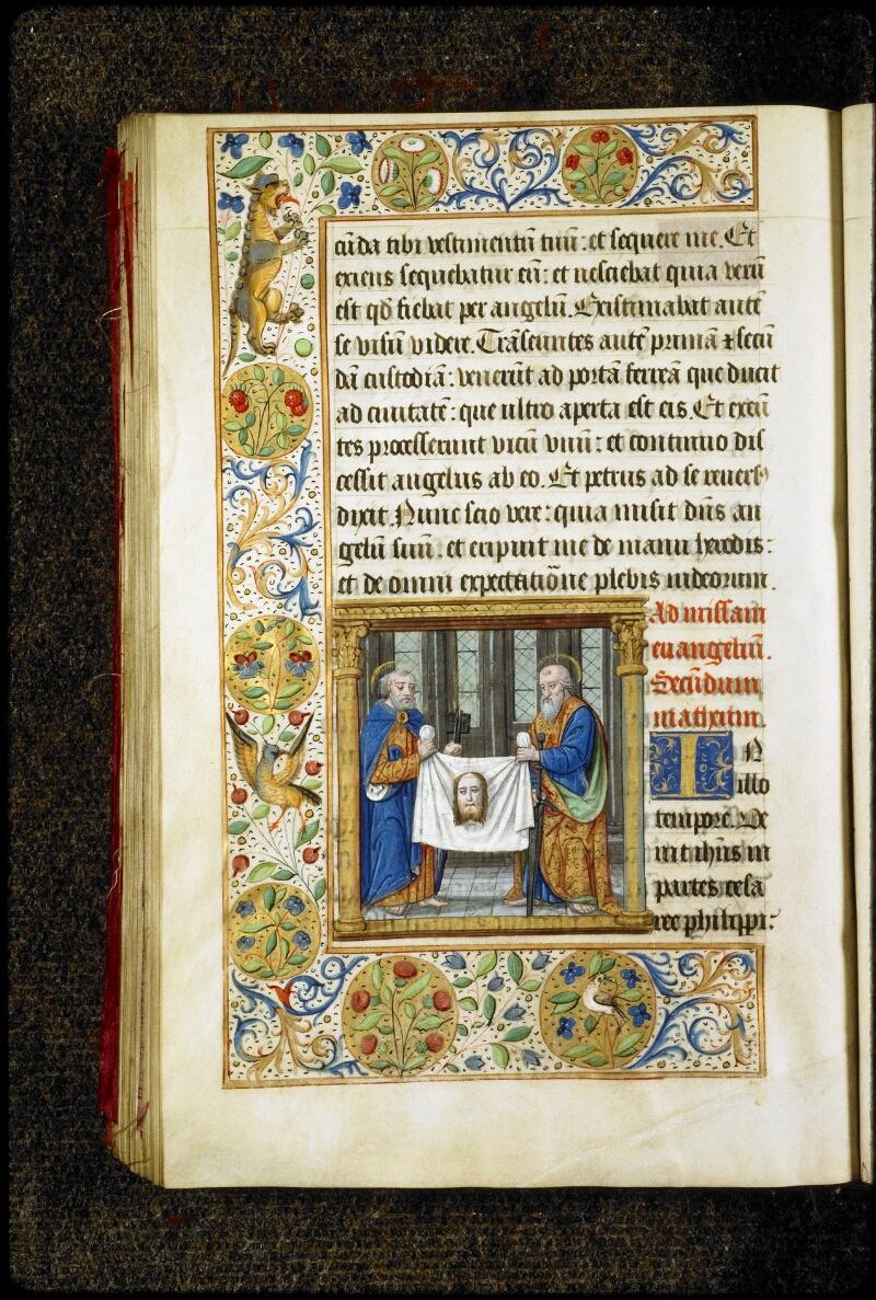 Lyon, Bibl. mun., ms. 5136, f. 086v - vue 1