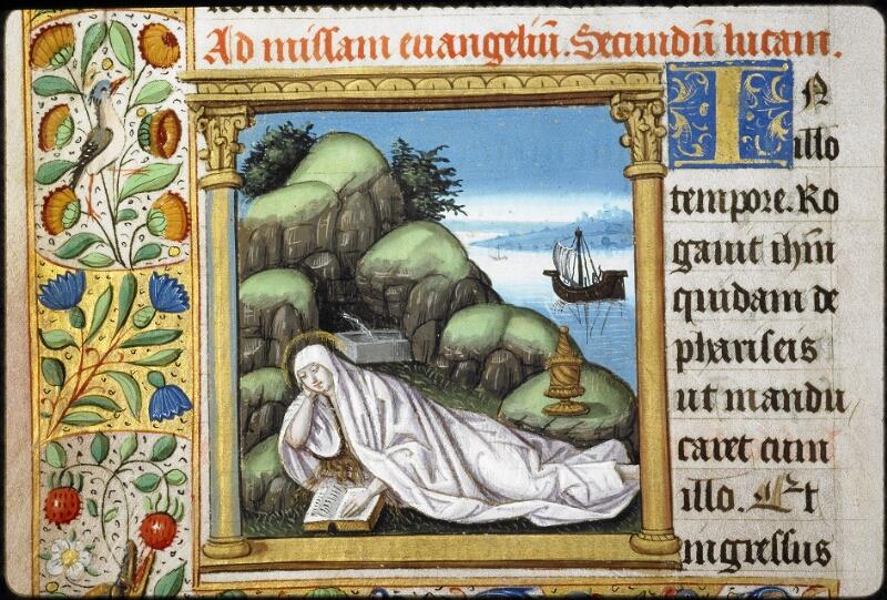 Lyon, Bibl. mun., ms. 5136, f. 087v - vue 2
