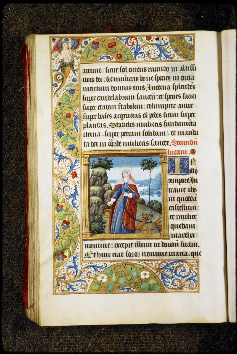 Lyon, Bibl. mun., ms. 5136, f. 089v - vue 1