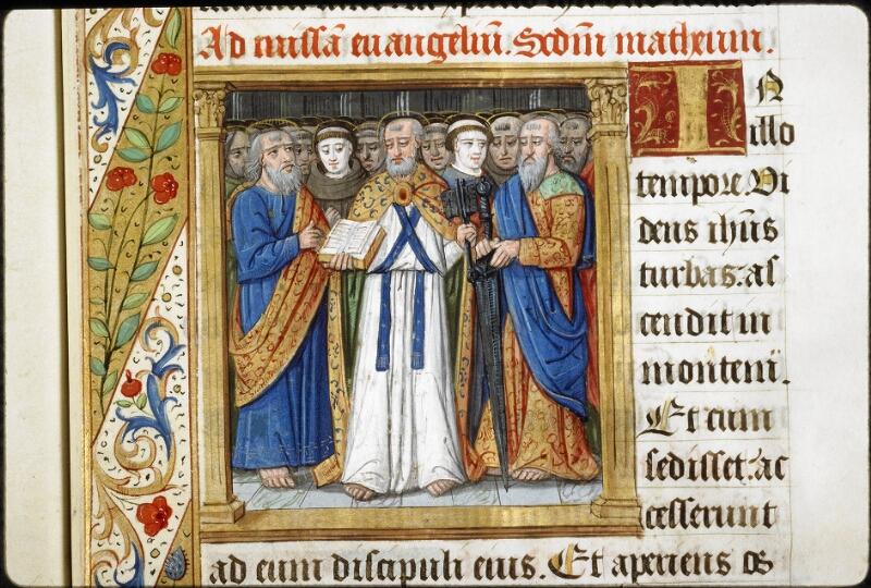 Lyon, Bibl. mun., ms. 5136, f. 095 - vue 2