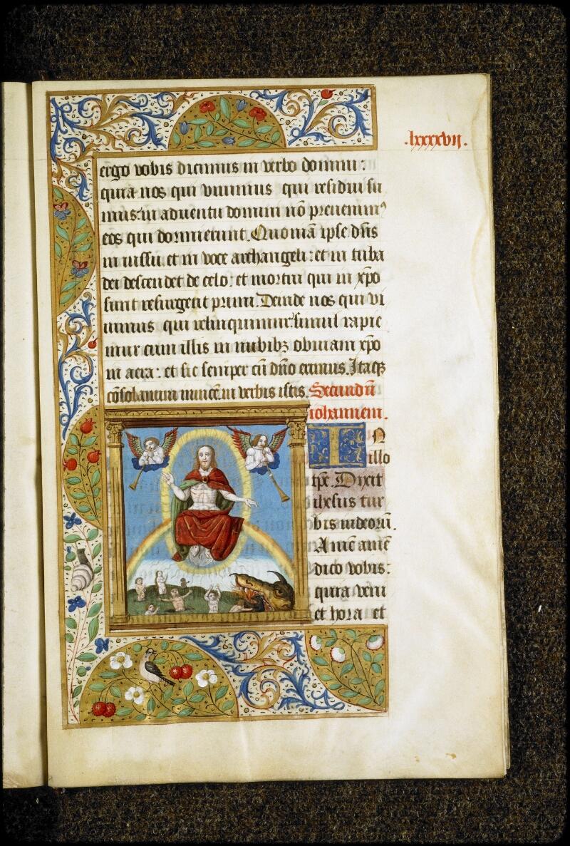 Lyon, Bibl. mun., ms. 5136, f. 097 - vue 1