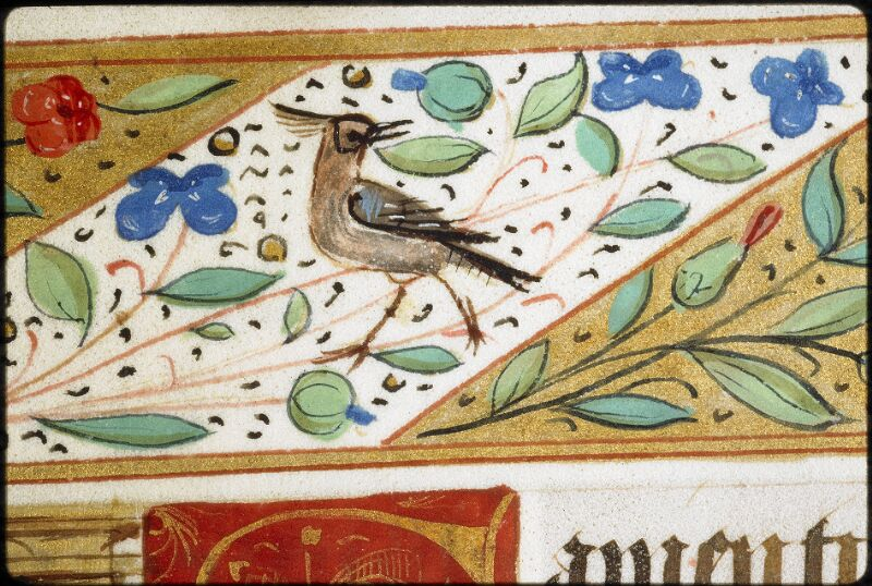 Lyon, Bibl. mun., ms. 5136, f. 100 - vue 3