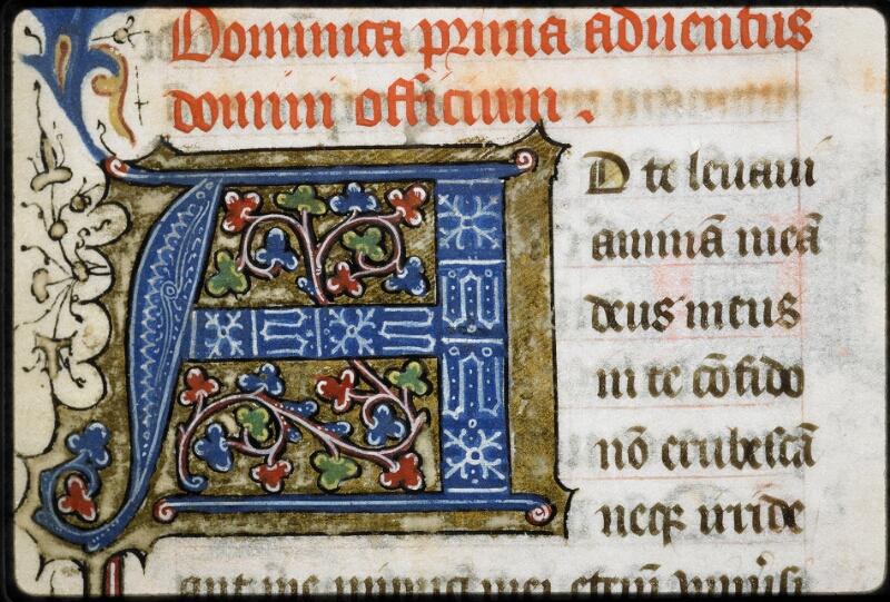 Lyon, Bibl. mun., ms. 5138, f. 008 - vue 3