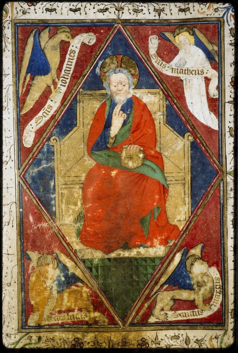 Lyon, Bibl. mun., ms. 5138, f. 160