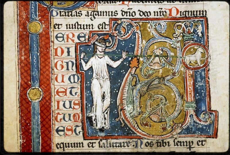 Lyon, Bibl. mun., ms. 5139, f. 099v - vue 2