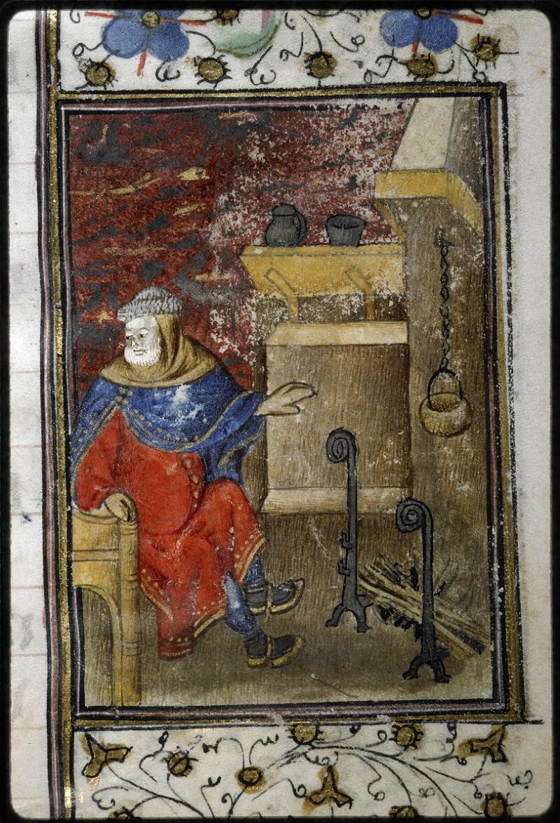 Lyon, Bibl. mun., ms. 5140, f. 002 - vue 3