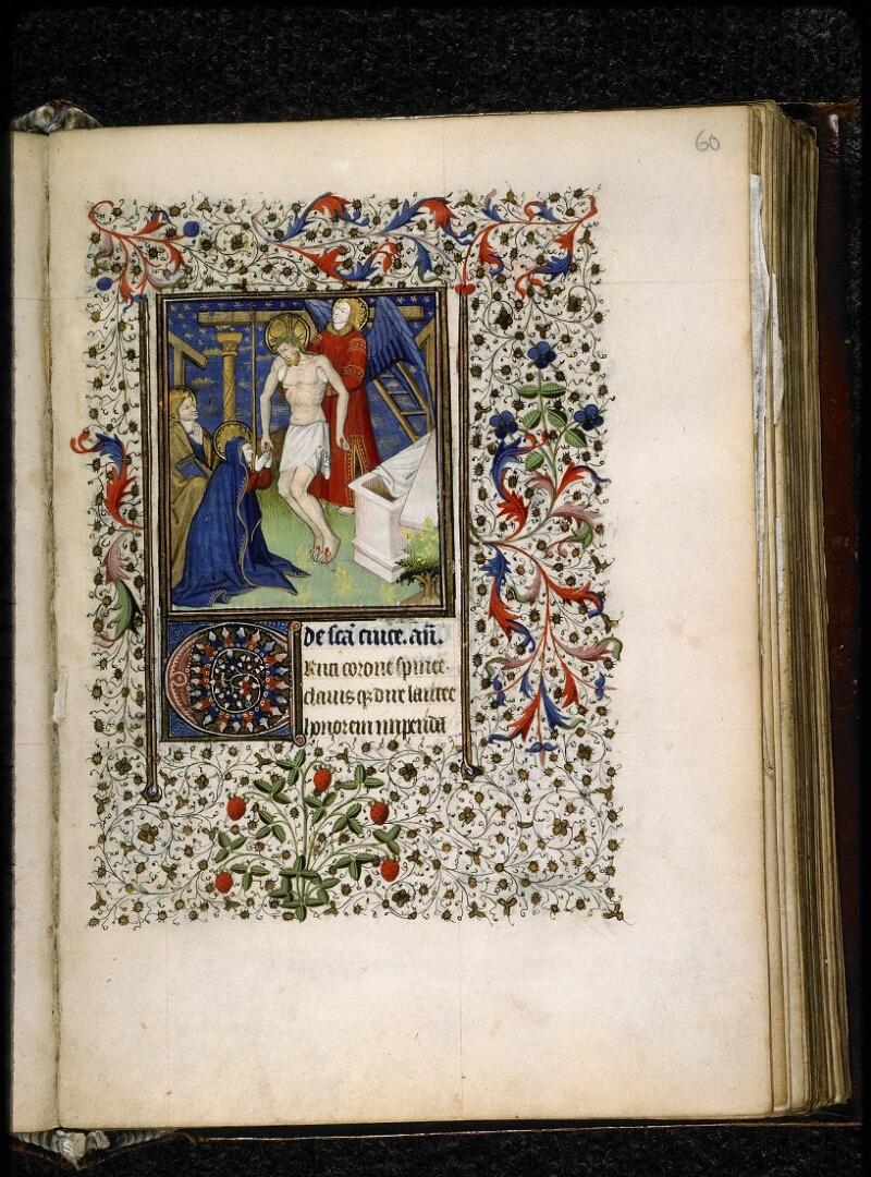 Lyon, Bibl. mun., ms. 5140, f. 060 - vue 1