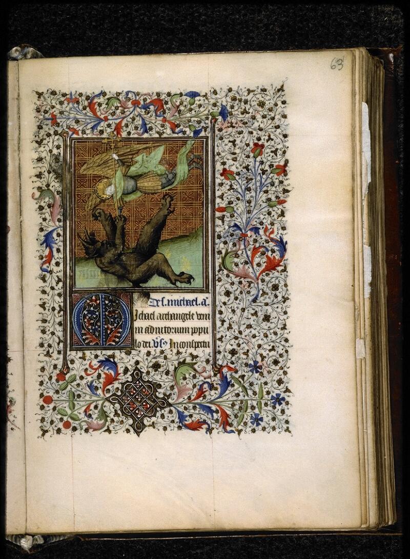 Lyon, Bibl. mun., ms. 5140, f. 063 - vue 1