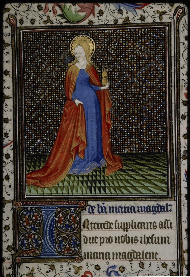 Lyon, Bibl. mun., ms. 5140, f. 071 - vue 2