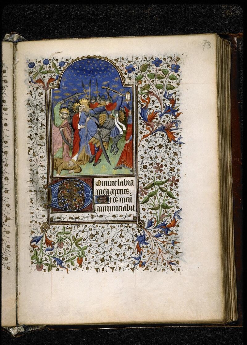 Lyon, Bibl. mun., ms. 5140, f. 073 - vue 1
