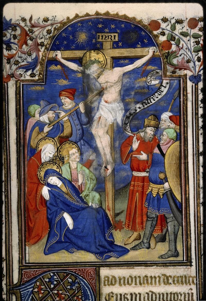 Lyon, Bibl. mun., ms. 5140, f. 098 - vue 2