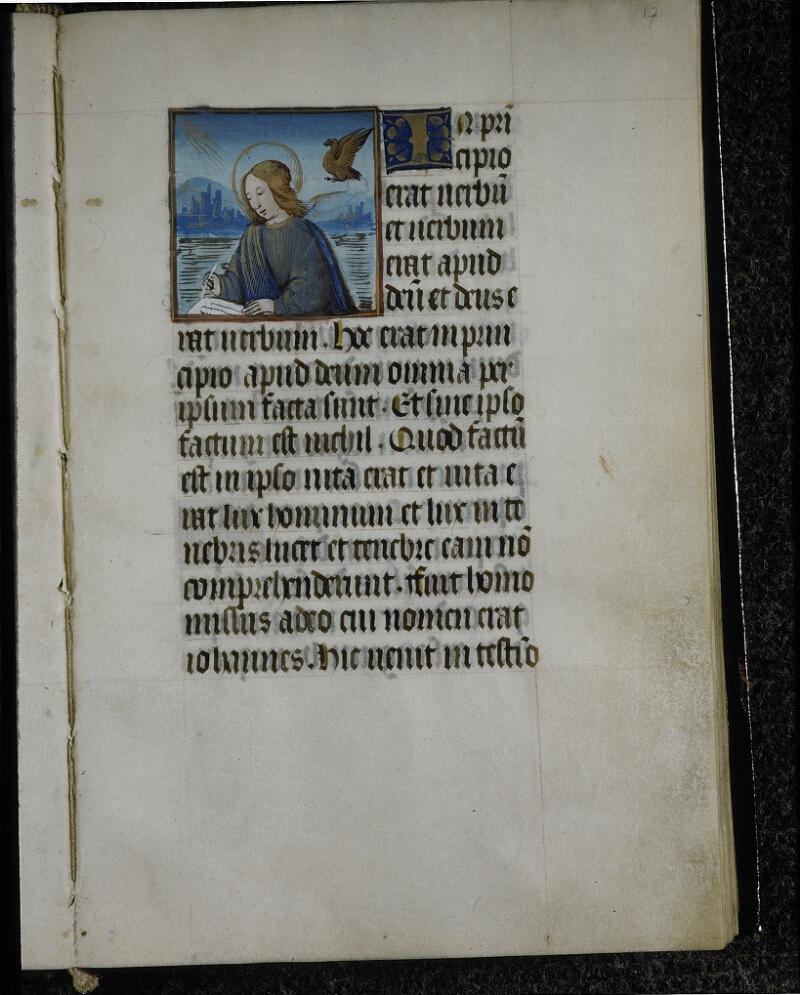 Lyon, Bibl. mun., ms. 5141, f. 017 - vue 1